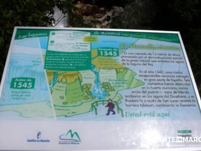 Parque Natural de las Lagunas de Ruidera - Ruidera;viajes fiesta;trekking viajes